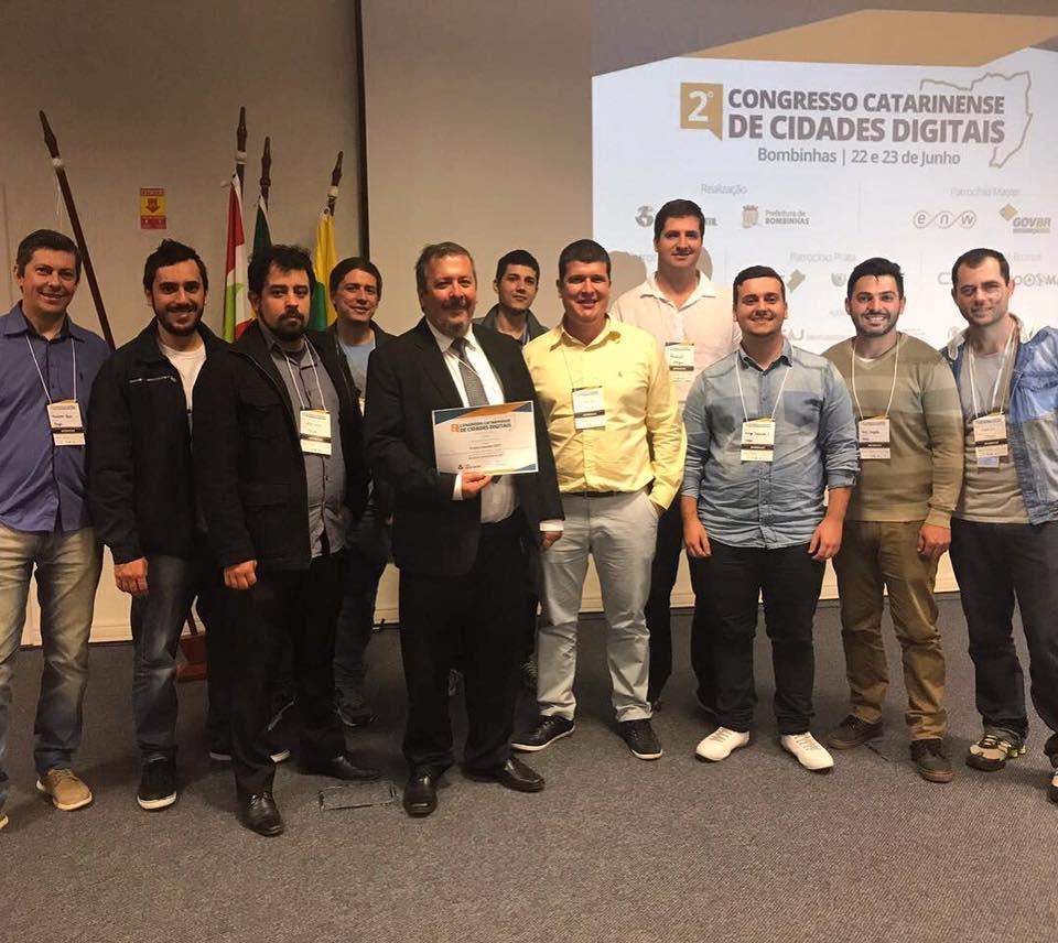Prêmio Projeto Inovador RCD: Sistema Erúdio
