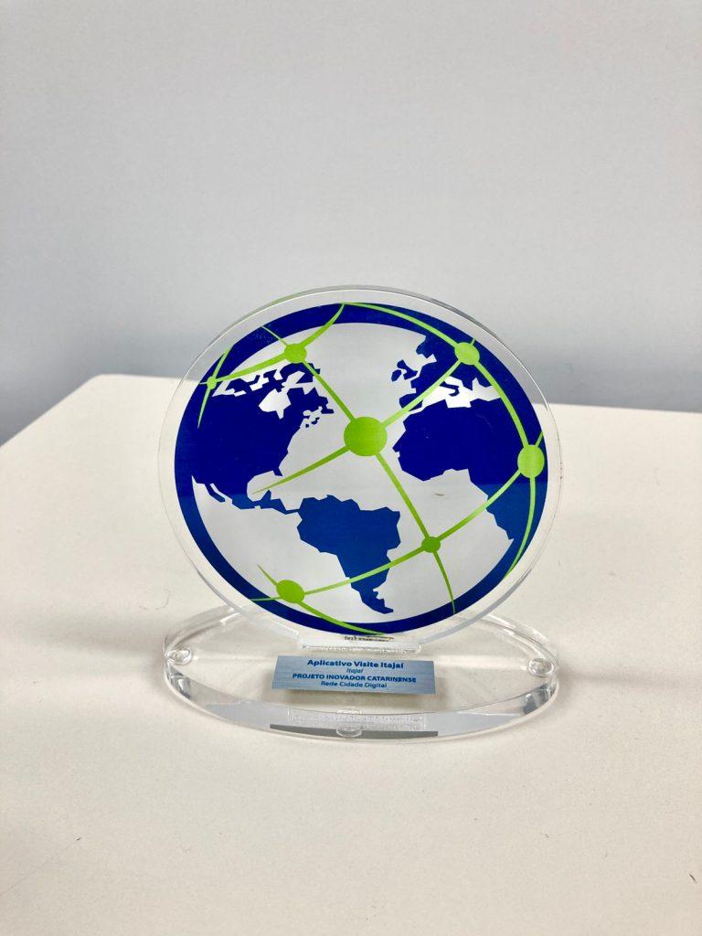 Prêmio Projeto Inovador RCD: Visite Itajaí